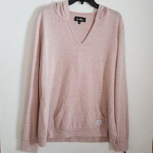 Sam Edelman | NWT Blush Pink Hoodie size XL NEW